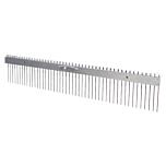 "36"" Flat Wire Texture Broom - 5/8"" Spacing"