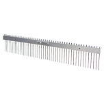 "36"" Flat Wire Texture Broom - 3/4"" Spacing"
