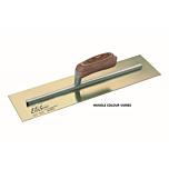 Elite Series | Golden Stainless Steel | Wood Grip