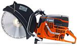 Husqvarna K1270 Disc Cutter c/w Blade