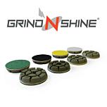 Resin Diamond Floor Polishing Discs, available from Speedcrete. United Kingdom Delivery.