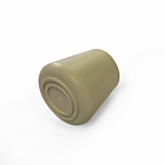 Rubber tip for brick handle, available from Speedcrete United Kingdom.