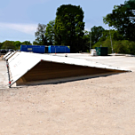 Concrete Tents for professional concrete finishing projects. Protect the concrete from rain and intense sunlight. available to hire or buy from Speedcrete.