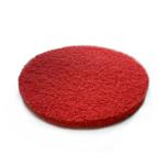 Grind N Shine Red Floor Pad