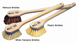 Long Arm Wash Down Brushes