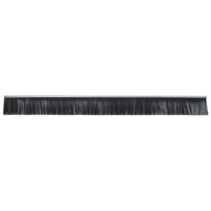 3ft Weigh-Lite Coarse Poly Concrete Finish Broom Replacement Strip