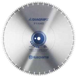 Husqvarna F1440 | Cured Concrete Diamond Blade