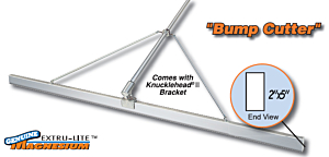 Traditional Bump Cutter Complete