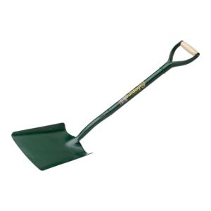 BULLDOG Square Mouth Shovel (NO.2) all metal