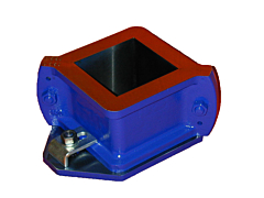 150mm 2 PART -LABORATORY CUBE MOULD C/W CERT