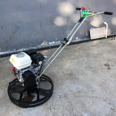 Speedcrete edger 24 inches for hire for power floating.