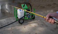 Speedspray Mini Powered Sprayer