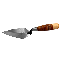"""Rose Pointing Trowel 7"""" x 3¼"""" leather"""