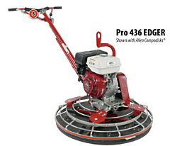 Allen Ultra Glide Edging Power Trowels