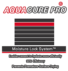 AquaCure Pro High Efficiency Curing Compound