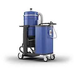 Blastrac BDC-3140LP Long Pack Dust Collector