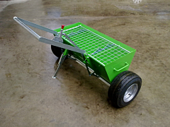 Duo-Top Topping Spreader
