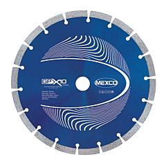 230mm Mexco GPX Concrete Blade