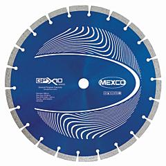 300mm Mexco GPX Concrete Blade