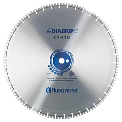 Husqvarna F1410 | Cured Concrete Diamond Blade