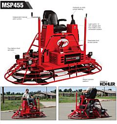 Allen Engineering MSP455