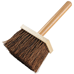 Stucco Dash Brush - Bassine Bristles