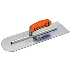 Steel Concrete Trowels | Round-Square