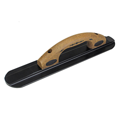 """16"""" x 3-1/4"""" Elite Series Five Star™ Round End Magnesium Float with Cork Handle, available from Speedcrete in the United Kingdom."""
