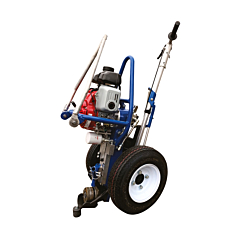 The all new Bunyan RT10 features a Honda GX100 power unit that is coupled to a hydraulic motor and pump to provide a small & portable roller screed system but with the power and capability to run large diameter tubes all the way up to 8.5 mtrs. Speedcrete