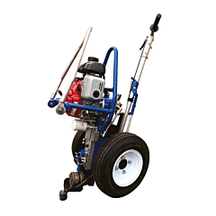 HIRE RT10 ROTOSCREED | MINI HYDRAULIC ROLLER STRIKER