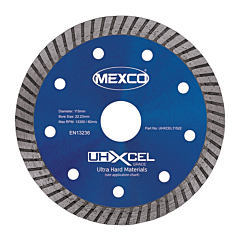 115mm Mexco Ultra Hard Materials