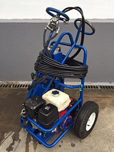 Used  Bunyan  Striker Diesel HY3397D