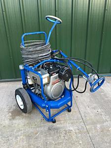 Used  Bunyan Striker Diesel HY3467D