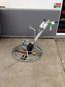 "Used Barikell 24"" Electric Pedestrian Trowel BK68"