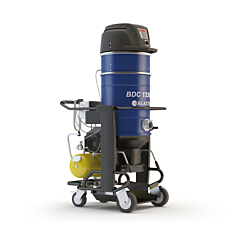 Blastrac Dust Collector 1330 available to hire from Speedcrete, United Kingdom.