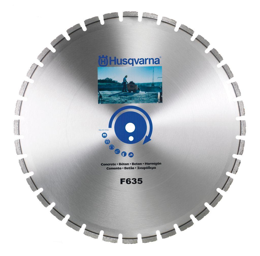 Husqvarna F 635
