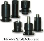 Concrete Vibrator Flexible Shaft Adapter