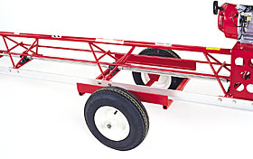 Feature - Screed Cart
