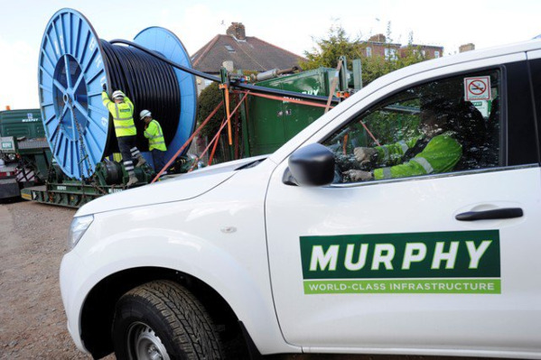J Murphy Completes Phase 1 of Biomass Plant